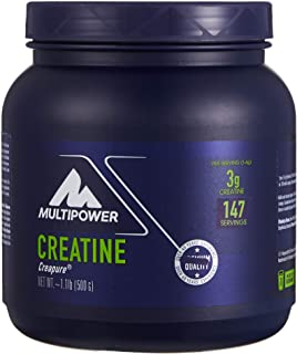 Multipower Creatine,1盒(1 x 500克)