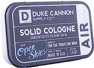 Duke Cannon 男士纯色 Cologne,1.5 盎司 Open Skies 1.5 Ounces