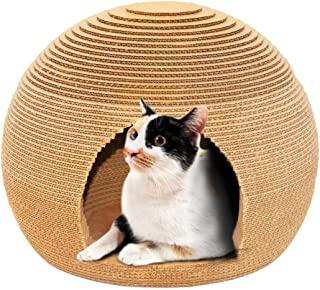 Cosmo's Own Sphere 猫抓板 | 舒适瓦楞纸板 | 圆形