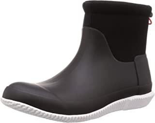 HUNTER 雨靴 男士 原创网眼短靴