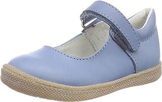 Primigi 女童 Ptf 14322 浅口芭蕾舞鞋