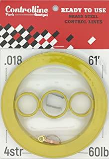 控制线平面线套件(黄色,0.018x2x61)