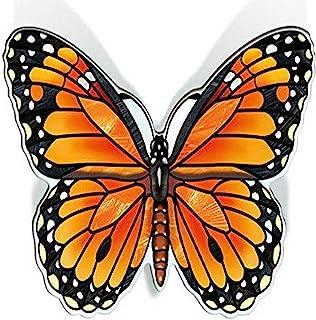 Amia,一套两只猴子蝴蝶,丙烯酸磁铁,多色
