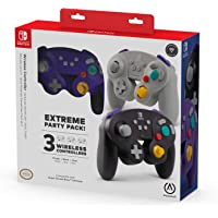 PowerA Extreme Party Pack 無線控制器 Nintendo Switch - GameCube 風…