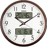 卡西欧 带温度、湿度计的生活环境通知挂钟 ITM-650J-5JF
