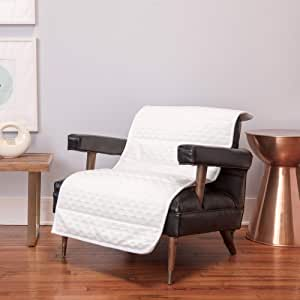 BioPEDIC Therapy On-The-Go 磁性椅垫,60.96 厘米 x 121.92 厘米,白色
