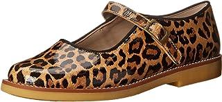 Elephantito Mary Jane W带扣儿童平底鞋