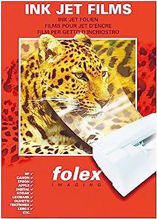 folex OHP膜 A3 喷墨打印机用 BG-32A3P 10张装