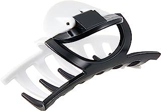Caravan 黑色/白色组合大号管爪 3-1/2 英寸(约 8.9 厘米)