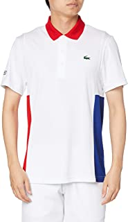 LACOSTE Polo衫 官方 三色网球Polo衫 男士 DH2053L