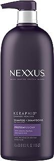 Nexxus 角蛋白洗发水, 适合受损发质, 33.8盎司(1升)