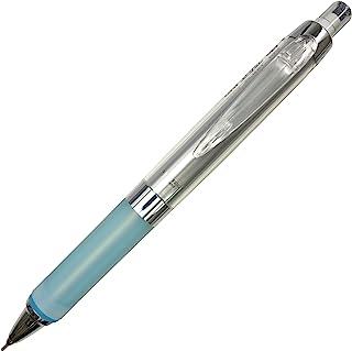 uni 三菱 防疲劳自动铅笔+笔芯自动旋转 0.5 蓝色 M5858GG1P.33