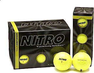 Nitro Tour 远距离软高尔夫球 [15 球]