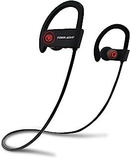 Fusion Beats 蓝牙耳机/*佳品质,降噪无线运动耳机/防汗耳塞适合健身房跑步/长达8小时工作时间 / 内置麦克风耳机