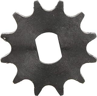 Demeras 电动滑板车链轮金属电机链轮 428 类型 12 齿前链轮 适用于普通自行车