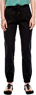 Q/S designed by - s.Oliver 女士常规款型:亚麻混合裤