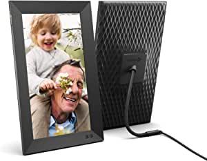 Nixplay 13.3 英寸智能数字相框,可通过应用程序或电子邮件即时共享视频剪辑和照片