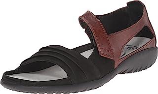 naot 女式 papaki 露趾凉鞋鞋