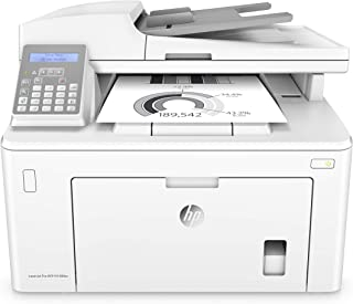HP 惠普 M148fdw LaserJet Pro多功能打印机,白色