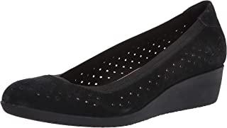 Clarks 女式 Elin Sun 坡跟厚底鞋