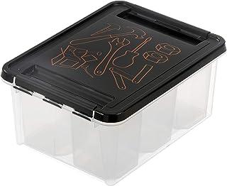 SmartStore - Deco 15 工具 - 配件收纳盒 - 黑色