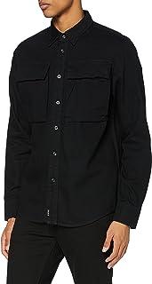G-STAR RAW 男士 Navy Seal 修身衬衫