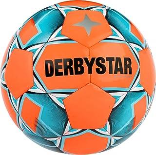 Derbystar 中性 - 成人沙滩足球休闲球,橙色,5