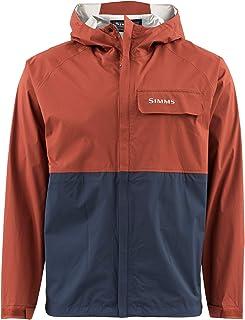 Simms 男式 Waypoints 防雨夹克,防水钓鱼雨衣