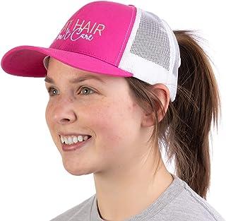 船发,不要护理 | 马尾辫卡车司机帽,划船湖,可爱马尾辫帽