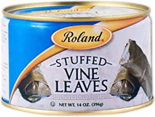 Roland Vine Leaves, Stuffed, 14 Ounce (Pack of 6)