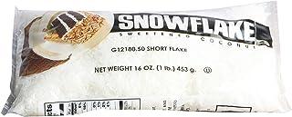 雪花短椰子,1 磅