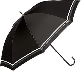 [estaa] [estaa] 晴雨两用伞 BEAUTY SHIELD(美术贴) UV 遮热・遮光 短伞 横条纹