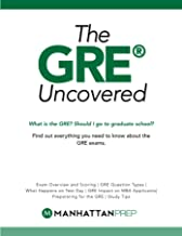 GRE Uncovered (Manhattan Prep GRE Strategy Guides) (English Edition)