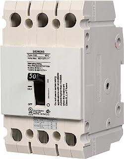 Siemens CQD350 50-Amp 三极 480/277V AC 14KAIC 电缆输入/电缆断路器