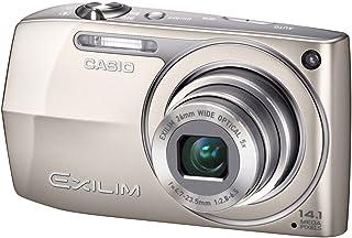 Casio 卡西欧 Exilim EX-Z2300 数码相机(1400万像素,5倍光学变焦,7.6厘米(3英寸)显示屏,图像稳定)银金色