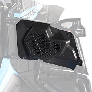 KIWI MASTER 后门扬声器面板兼容 2014-2021 Polaris RZR XP 4 1000 900 S 涡轮配件音架安装 2883116