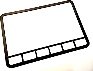 大号磁性垫,螺丝捕手(30.48 厘米 x 45.72 厘米)6 密耳垫,手机维修,枪支清洁,珠宝,RC 电子产品。磁性工作垫