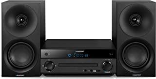 Blaupunkt 蓝宝 MS30BT 袖珍高保真音箱(CD,MP3播放器,USB,蓝牙,LCD显示屏)
