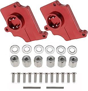 带主动排气管的模拟器 适用于 Dodge Charger Challenger 2015 2016 2017 2018 2019 2020 2021(红色)