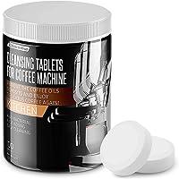 CleanHike 濃縮咖啡機清潔片 - (100 片)適用于所有品牌的 Breville、Jura、Miele 和通用…