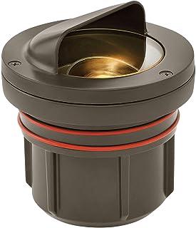Hinkley 15708BZ-8W3K LED 7.5w 3000K 屏蔽井灯,青铜色