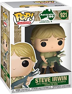 Pop! 电视:鳄鱼猎人:Steve Irwin Not appropriate for children under the age of 3 basic 多种颜色