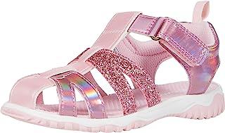 Carter's 儿童 Enzi 闭趾渔夫凉鞋