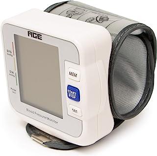 Primacare DS-8006 数字手腕*监测仪,带大型 LCD 显示屏
