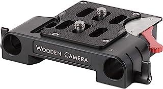 Wooden Camera 223100 统一桥板(19 毫米)黑色
