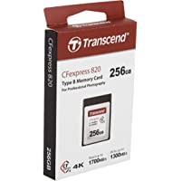 Transcend CFexpress 820 B 型存储卡TS256GCFE820