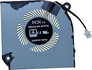 Rangale 替换 CPU 和 GPU 散热风扇,适用于 Acer 宏碁 Nitro 5 AN517-51 AN517-51-56YW AN517-51-75VU 系列笔记本电脑 FL78 DFS531005PL0T (CPU 风扇)