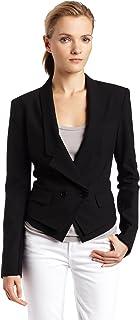 BCBGMAXAZRIA 女式 Abby 双排扣夹克