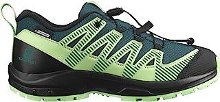 Salomon 萨洛蒙 XA PRO 3D V8 CSWP 中性防水儿童越野跑步户外鞋