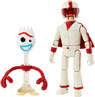 "Disney/Pixar Toy Story 4 Utinsil & Canuck B Figure, 7\"", Multicolor"